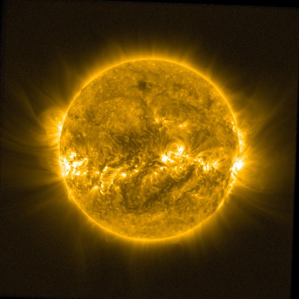 Sun in 174