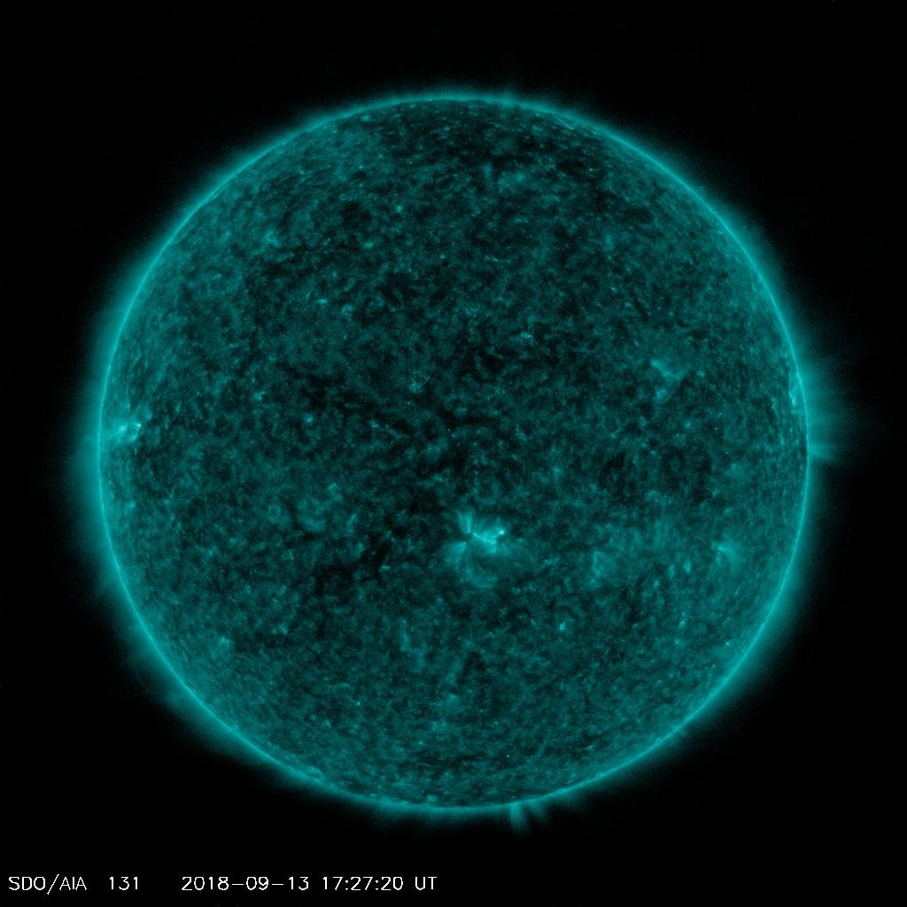 Sun in 131