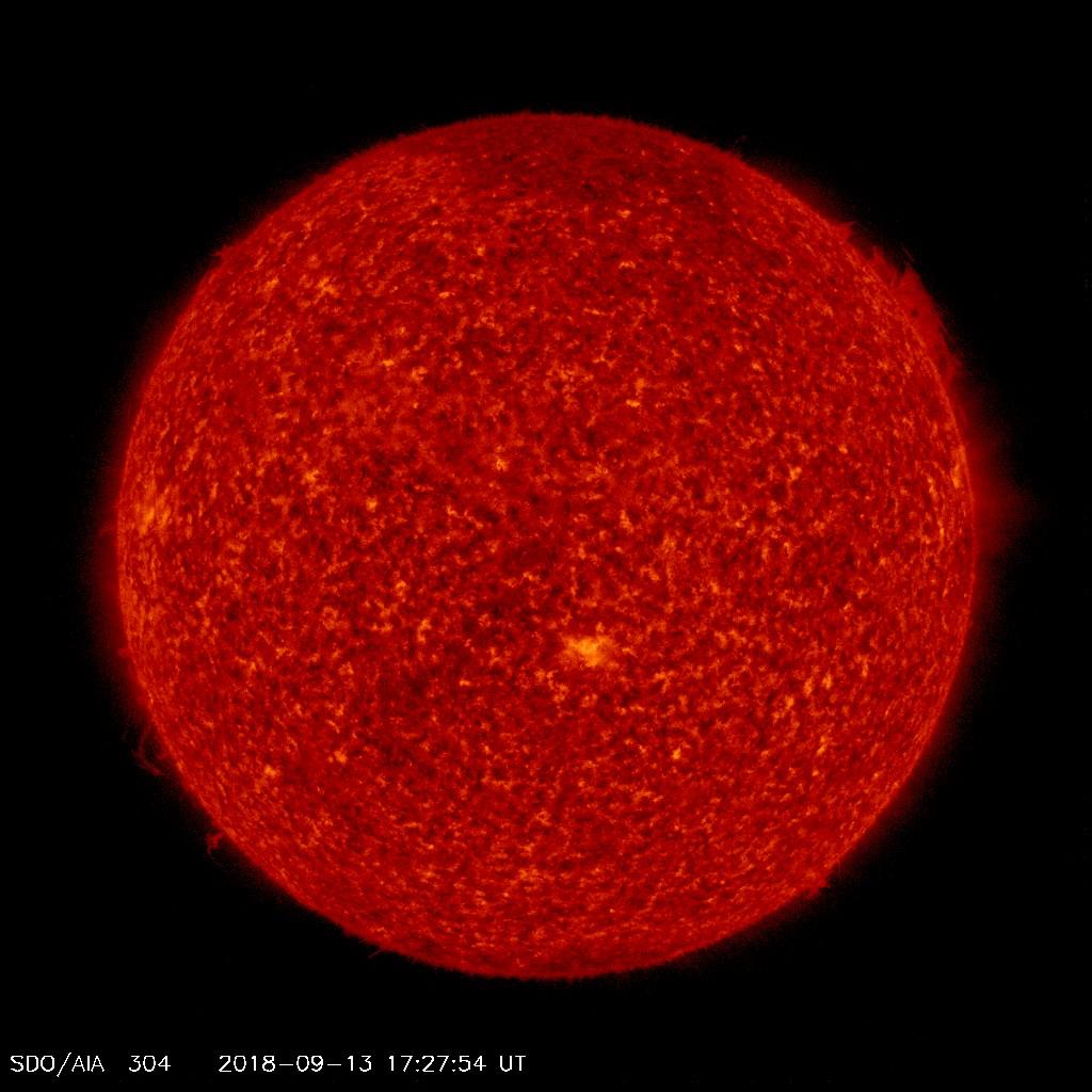 Sun in 304