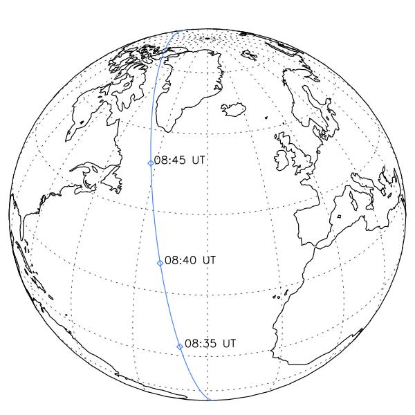 PROBA2 Orbit 1