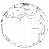 PROBA2's Trajectory, Second Eclipse